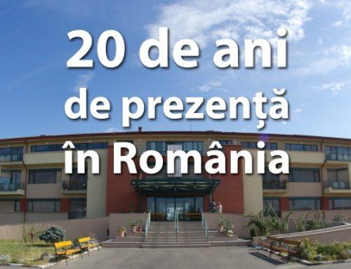 20 de ani de prezență a Congregației Don Orione în România